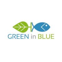 52. Green in Blue